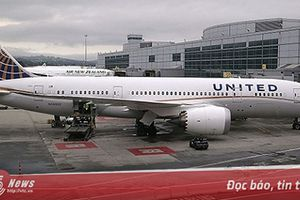 Máy bay United Airlines bất ngờ bị cấm vào không phận Nga