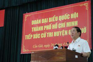 Chủ tịch nước Trần Đại Quang: Tiếp tục quan tâm đặc biệt đến phòng chống tham nhũng