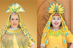 Nàng béo Thái Lan gây cười với loạt cosplay siêu bựa