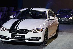 BMW 320i bản thể thao giá 1,67 tỷ đồng tại Việt Nam