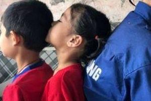 Thái Bình: Bắt gã cha thú tính giở trò bỉ ổi với con gái