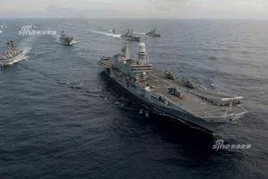 Khám phá tàu sân bay nhỏ xinh của Hải quân Italia