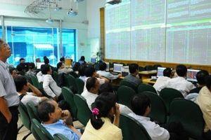 Nhiều cổ phiếu đột ngột tăng cao bất ngờ