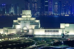 Những công trình xa hoa tột bậc ở Qatar