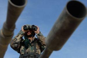 Quân đội Syria phản đòn tấn công ở Khanasser-Ithriya, IS thất bại thảm hại