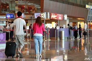 Du học sinh Việt bị bắt quả tang ăn trộm tại sân bay Singapore