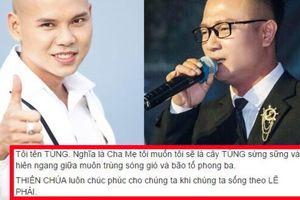 Phan Đinh Tùng chia sẻ 'lạ' khi bị tố chèn ép, cướp mic đàn em
