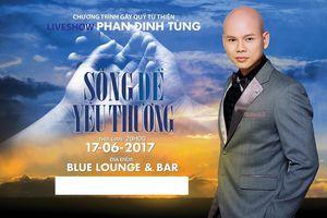 Phan Đinh Tùng bị tố đối xử trịch thượng, thiếu tôn trọng với đàn em