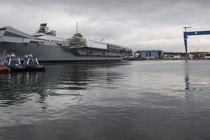 Nga sẽ đưa tàu sân bay mới của Anh vào 'tầm ngắm'