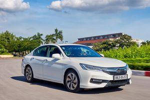 Honda CR-V và Honda Accord vẫn tiếp tục giảm giá sâu