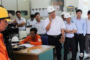 Đà Nẵng: Đóng điện cáp ngầm 110kV trên 230 tỉ đồng phục vụ APEC 2017
