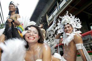 Thái Lan - 'miền đất hứa' cho các đôi đồng tính Trung Quốc