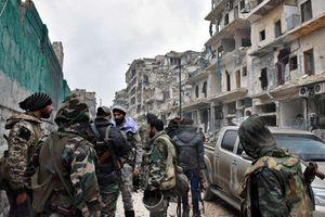 IS đã rút khỏi khu vực lãnh thổ cuối cùng của Aleppo
