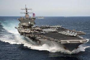 Tàu sân bay có còn cần thiết trong chiến tranh hiện đại?