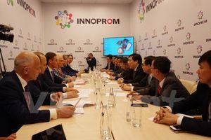 Tăng cường hợp tác giữa các địa phương của Việt Nam và LB Nga