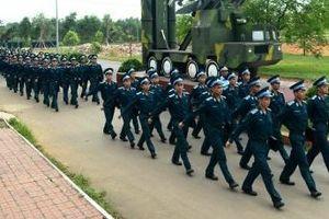 Học viện Phòng không – Không quân thông báo ngưỡng điểm nhận hồ sơ đăng ký xét tuyển