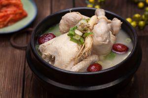 Tản mạn về món gà hầm sâm, tinh hoa ẩm thực xứ Hàn