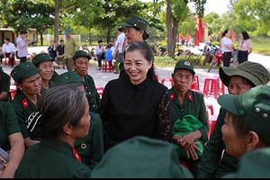 TANDTC: Sôi nổi các hoạt động của hướng về ngày Thương binh liệt sĩ