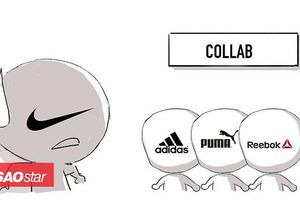 Cuộc chiến dài hơi mang tên collab: Nike làm gì để không 'rớt đài' trong màn so kè thương hiệu?