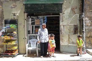 Sững sờ cuộc sống mới ở Đông Aleppo sau giải phóng