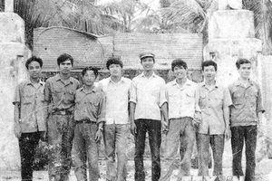 Những năm tháng không thể nào quên trên đất nước Campuchia