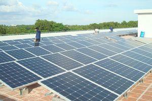 Đề xuất đưa điện mặt trời trên mái nhà vào quy hoạch đô thị