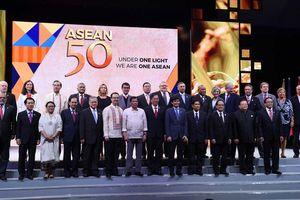 ASEAN hướng đến cộng đồng thịnh vượng