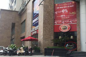 Dự án Sun Square: Cho thuê kinh doanh trong công trường để hút khách?