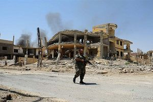 Giải phóng al-Sukhnah, quân đội Syria sắp 'công phá' Deir Ezzor
