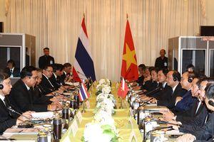 Mở ra chương mới trong quan hệ hợp tác Việt Nam-Thái Lan