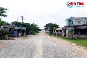 20 hộ dân Nhân Thắng mong ngóng được di dời đến nơi ở mới