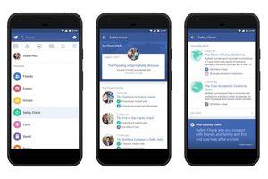 Từ nay có thể kiểm tra an toàn của người thân bất kỳ lúc nào bằng Facebook
