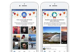 Facebook mở rộng tính năng 'Ngày này năm xưa'