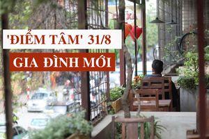 Điểm tâm Gia Đình Mới 31/8: 10 quán cafe chụp ảnh 'sống ảo' đẹp nhất Hà Nội