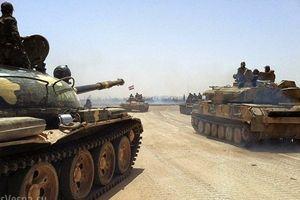 Lực lượng Hổ Syria cách thành phố Deir Ezzor có 5 km