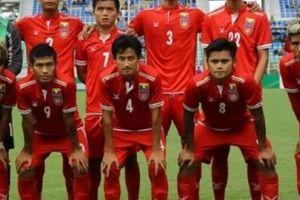 Trận đấu của ĐT Myanmar bị hoãn vì nguy cơ khủng bố