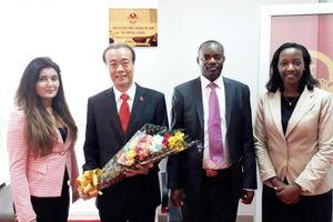 Khai trương Lãnh sự quán Việt Nam tại Uganda