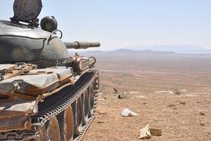Quân đội Syria giải phóng thị trấn Ash-Sholah ở Tây Deir Ezzor