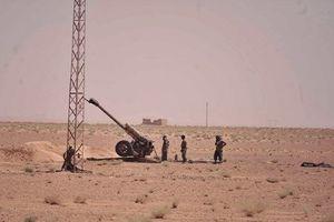 Ảnh cập nhật chiến sự nóng hổi ở thành phố Deir Ezzor