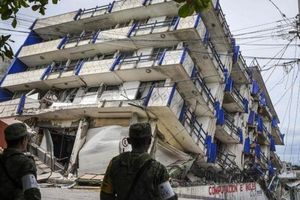 """""""Động đất thế kỷ"""" ở Mexico: Số người chết không ngừng tăng lên"""