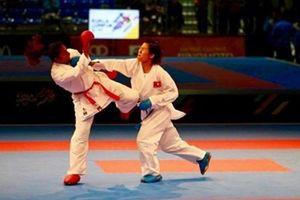 Nguyễn Thị Ngoan viết lên lịch sử cho Karate Việt Nam