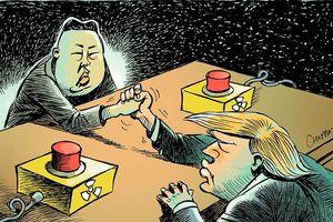 Nên đàm phán trực tiếp với Triều Tiên!
