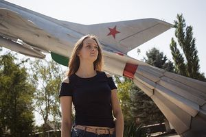 Ngắm những nữ phi công tương lai đầu tiên của Nga