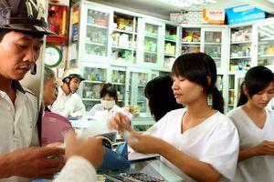 Thuốc kháng sinh: Dùng như kẹo, bán như rau