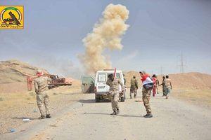 Iraq đánh chiếm căn cứ không quân trọng yếu ở Hawija