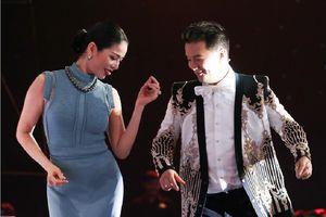 Đàm Vĩnh Hưng làm show cùng Lệ Quyên vận động bình chọn MTV EMA 2017