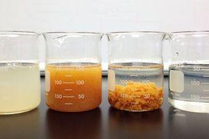 Bước đột phá mới trong công nghệ xử lý nước