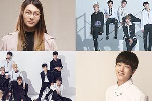 Fan 'Produce 101' mùa 2, bạn có thắc mắc dàn mỹ nam giờ ra sao? (Phần 2)