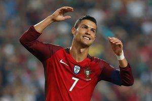 Hạ Thụy Sĩ, Ronaldo cùng đồng đội chính thức đến Nga hè 2018