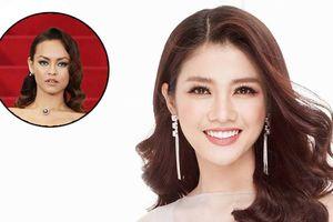 Mỹ Duyên lên tiếng bênh vực Mai Ngô trước 'sóng gió' tại Hoa hậu Hoàn vũ Việt Nam 2017